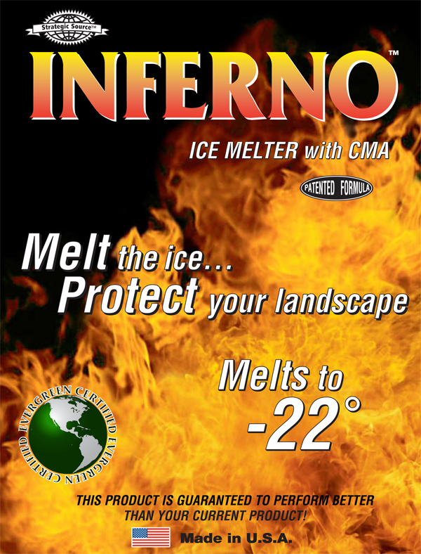 INFERNO Ice Melt